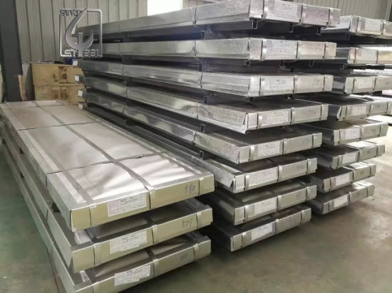 ASTM A653 Hot Dipped Galvanized Steel Coils Gi Sheet pictures & photos