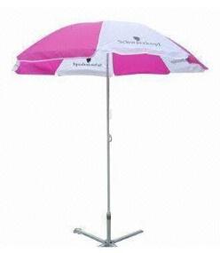 Beach Umbrella with Customer Logo (BR-SU-34)
