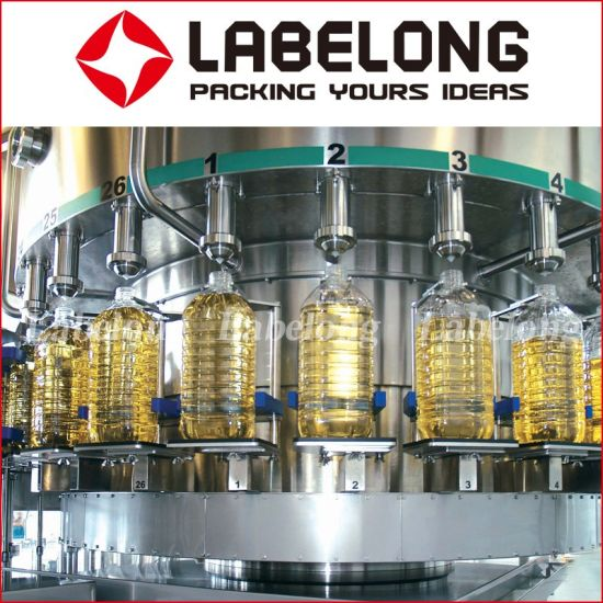 Big Bottle Edible Oil Filling Machine (GYF Series) pictures & photos