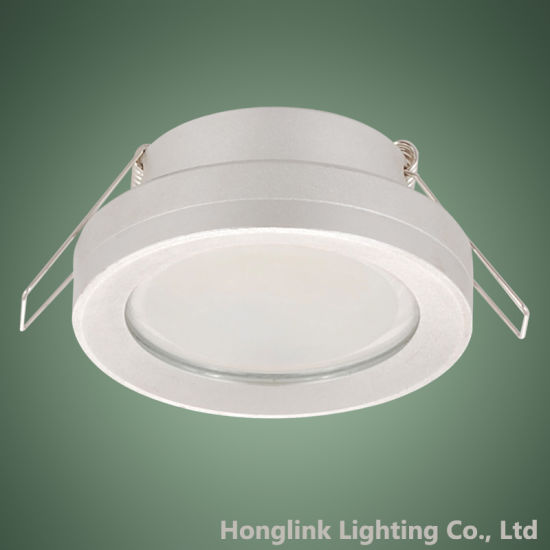 China IP65 Aluminum GU10 MR16 Halogen or LED Fixed Recessed Bathroom ...