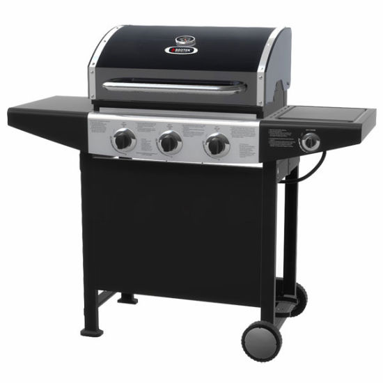 Cheap 3 Burner Broil Gas Grill BBQ Made in China