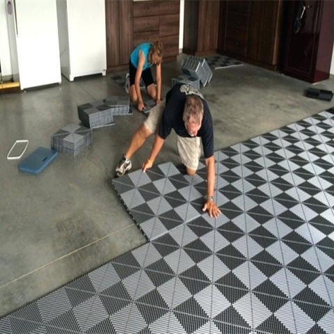 China Racedeck Garage Floor Home