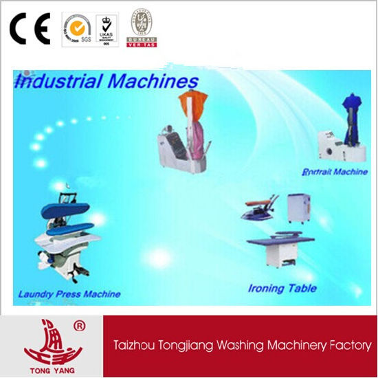 Commercial Dry Cleaning Equipment (perchlorethylene or hydrocarbon solvent)