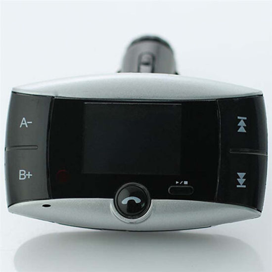 Handsfree Car MP3 Cigarette Lighter Bluetooth 2.0 FM Transmitter pictures & photos