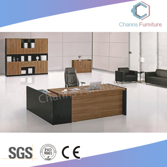 China Luxury Executive Desk Office Table For Manager Use CAS - Table for office use