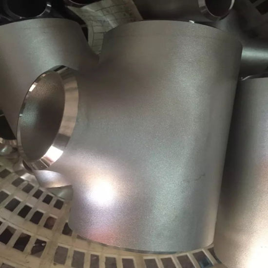 Seamless Stainless Steel Reducer Wp304/304L Tee pictures & photos