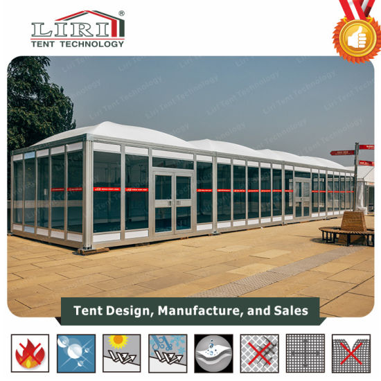 Thermal Roof Module Cube Tent for Outdoor Events and Trade Fair pictures & photos