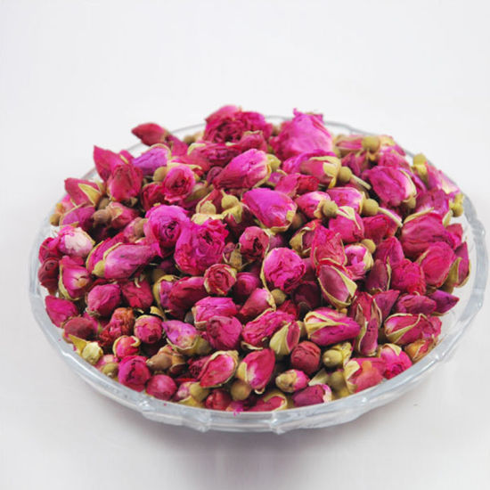 Chinese Red Rose Tea Bud Blending Tea Herbal Tea pictures & photos