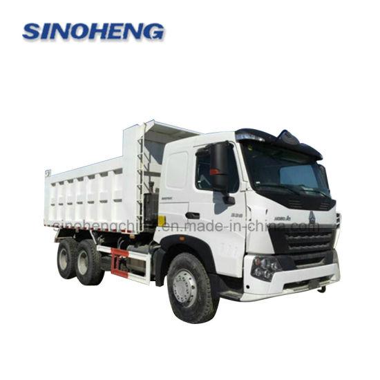 HOWO 6*4 A7 Cab Tipper Sinotruck 30t Dump Truck