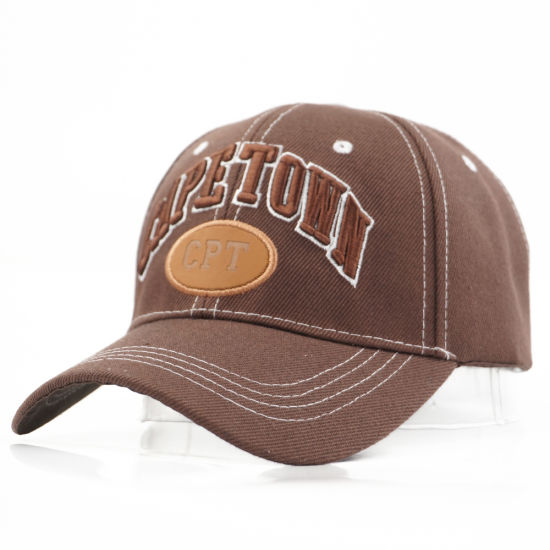 a582aa01ca4 100% Cotton High Quality Promotional Baseball Cap Fashion Sport Cap and Hat  for Man and Woman