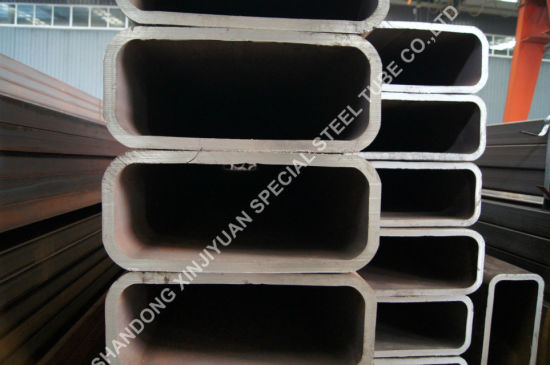 Construction Black Square Steel Hollow Selection pictures & photos