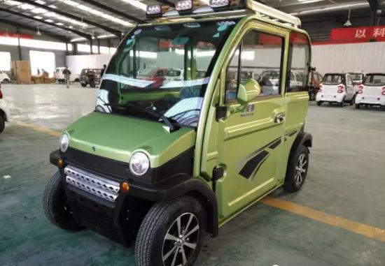 Gaia Solar Electric Vehicle