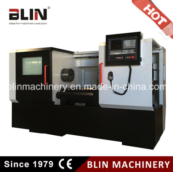 High Precision CNC Lathe Machine with Independent Spindle Unit (BL-H6140C/6150B/6150C/6166C) pictures & photos