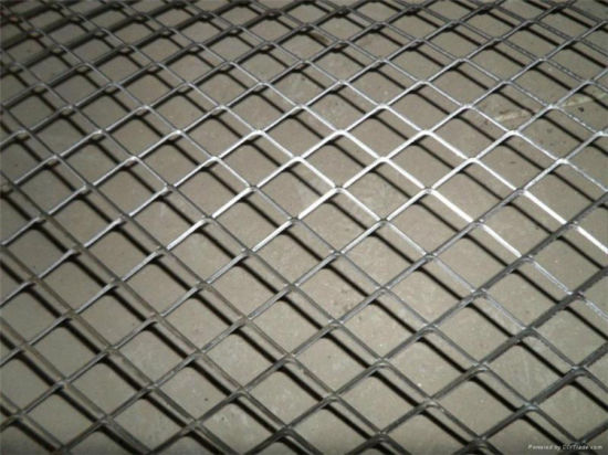 Expanded Metal Mesh/Pulled Plate Wire Mesh with High Quality Lower Price Is on Hot Sale