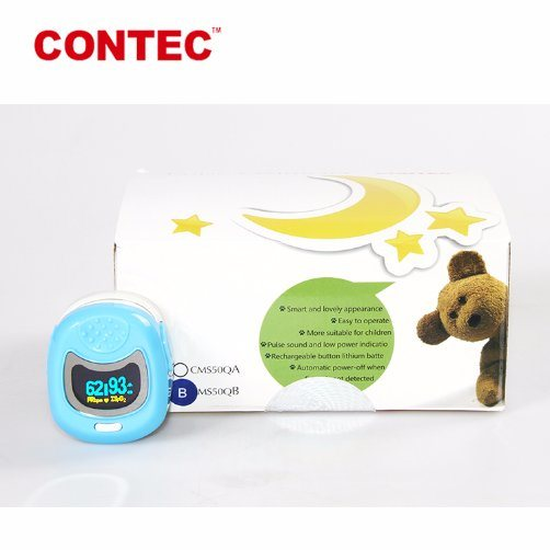 China Contec Cms50qb Pediatric Pulse Oximeter - China Pulse