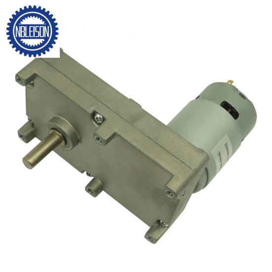 China hight torque low rpm dc mini gear motor with square for Low rpm stepper motor