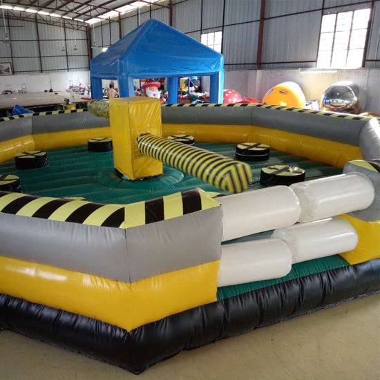 Funny Giant Inflatable Bouncer Sport Game for Outdoor pictures & photos