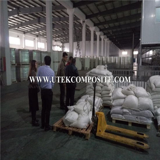 Corrosion Resistance Fiberglass Tissue for Pipe Winding pictures & photos