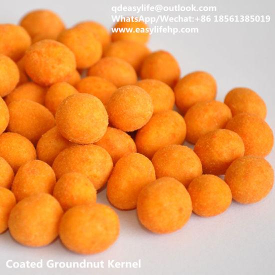 Crispy Coated Peanut Vegan Snack Peanut Crisp Leisure Food with Factory Price