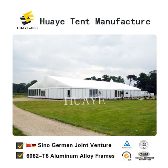 German Standard Wedding Marquee Tent For 800 People Hy151b