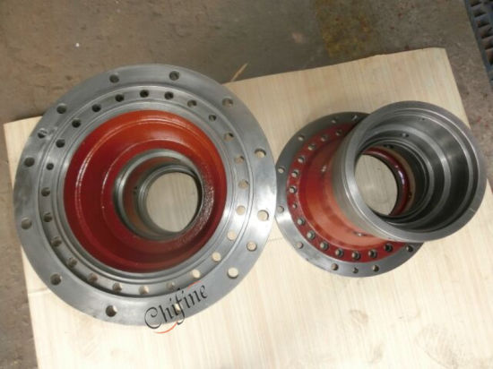 Factory Customized Precision Iron Casting Housing Transmission Part