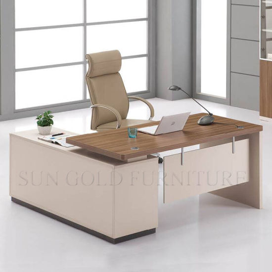Wholesale Furniture High Quality Office Desks Wooden Office Table Design  (SZ ODB304)
