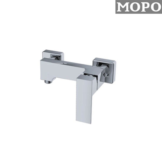 Sanitary Ware Silvery Color Bathroom Chrome Shower Tap pictures & photos