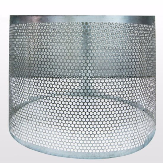 Perforated Metal Sheet for Combine Harvester Sieves pictures & photos