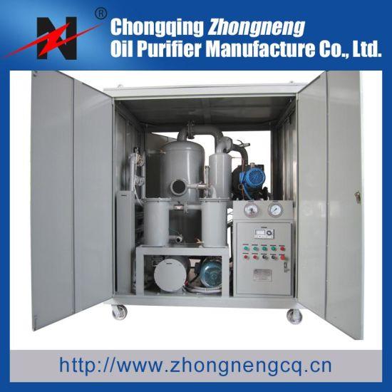High Quality Vacuum Dielectric Transformer Oil Filtering Machine