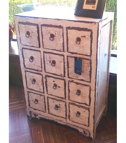 Chinese Antique Wooden Medicine Cabinet Lwb775 - Chinese Antique Wooden Medicine Cabinet Lwb775 - China Antique