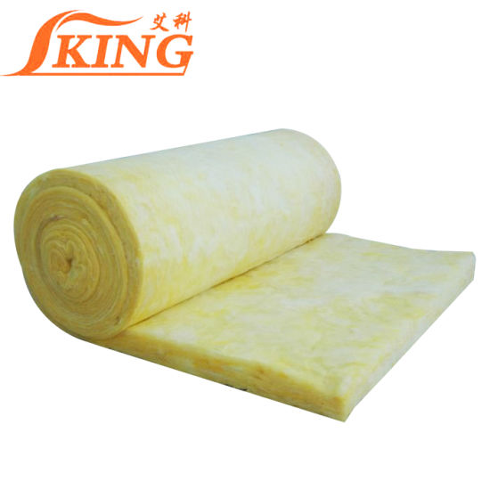 Fiber Glass Wool Insulation with CE