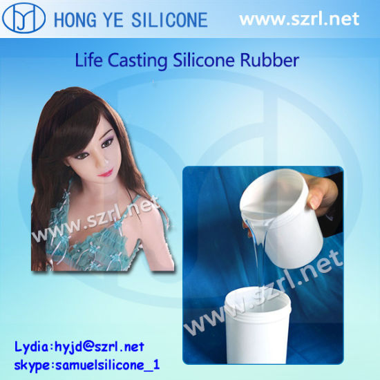 Life Casting Adult Penis Silicone Rubber for Transgender pictures & photos