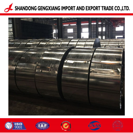 Iso 9001 Gi Gl Galvanized Steel Coils With Low Price