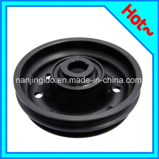Auto Parts Car Crankshaft Pulley For Honda Civic 13811 P01 000u00
