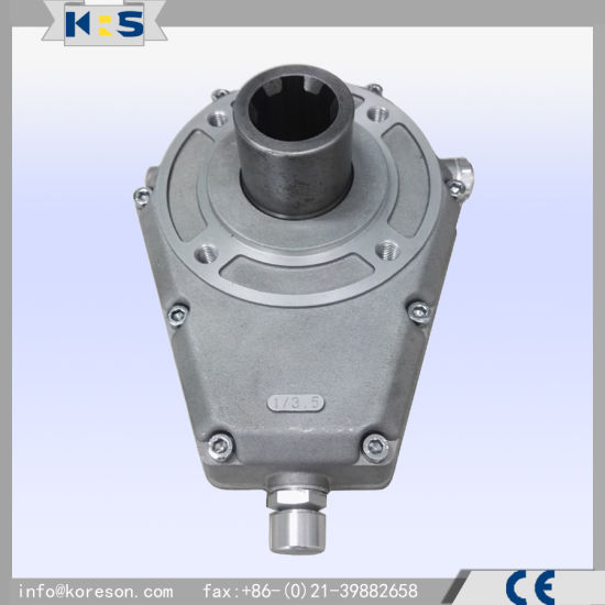 Pump Over Gear Km6002 for Agriculture Machinery pictures & photos