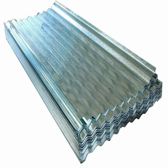 Cold Rolled Zinc Corrugated Steel Roofing Sheet pictures & photos