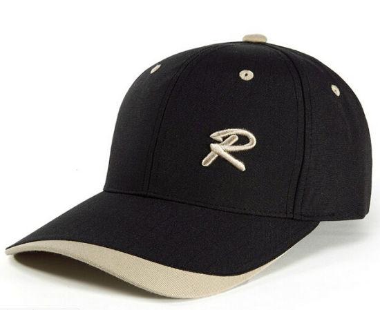 High Quality Fitted Headwear Leisure Baseball Cap