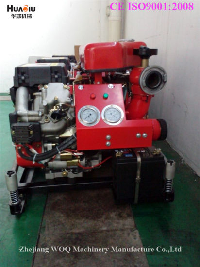 1500L/M High Flow Diesel Fire Water Pump pictures & photos
