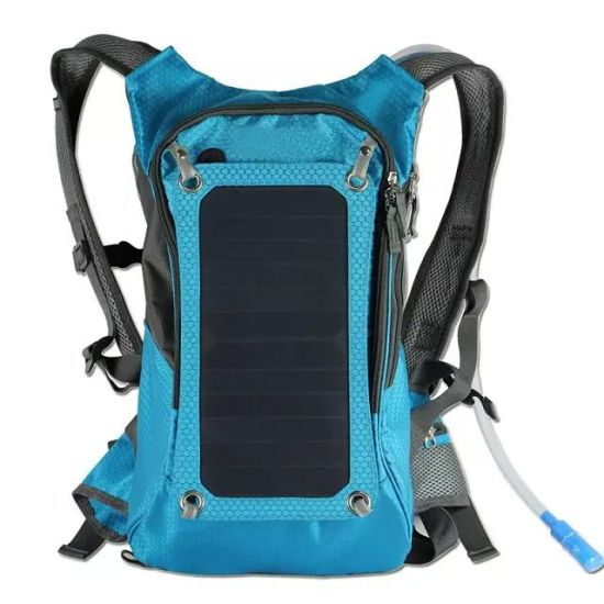 New Style High Quality Solar Backpack pictures & photos