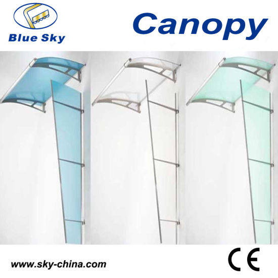 China Aluminium Frame Canopy Glass Canopies B900 China Canopy