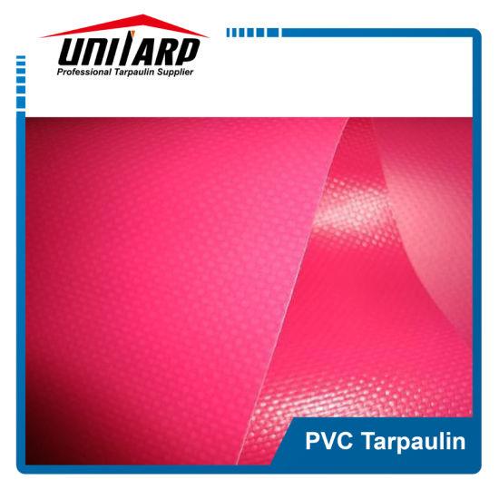 China Supplier 18oz 3p Free PVC Inflatable Castle Tarpaulin