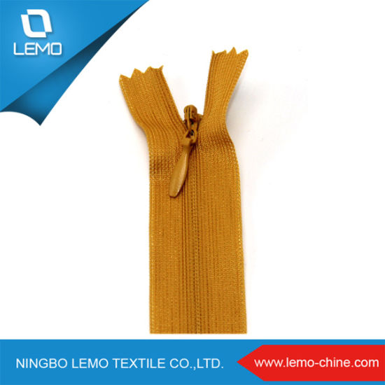 Invisible Zipper Used for Clothing Made in China pictures & photos