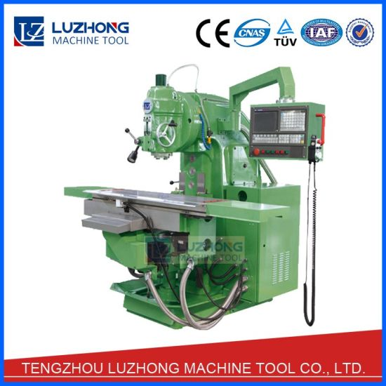 Xk5032 China Low Cost 4 Axis Cnc Milling Machine Price
