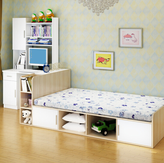 Hot Sale Wooden Home Furniture Wooden Kid Bed