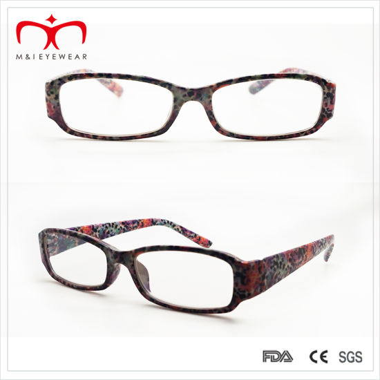 Top Sales Paper Transfer Reading Glasses with Pouch (MRP504197) pictures & photos