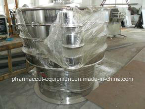High Efficiency Fine Powder Vibrating Screening Machine for Pharmaceutical pictures & photos