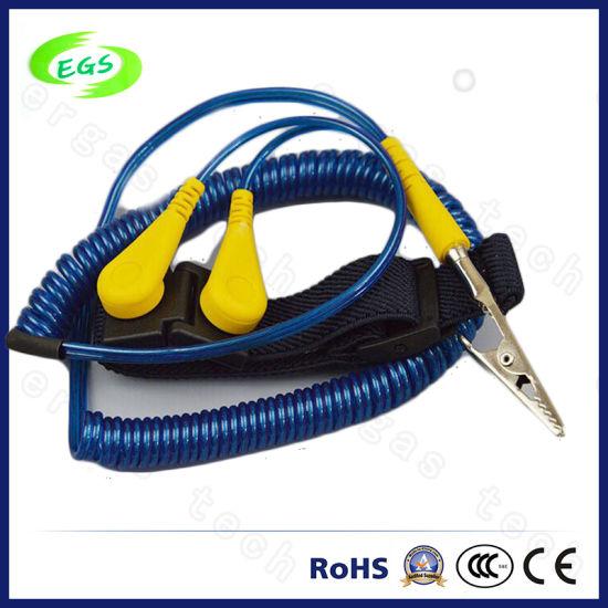 ESD Double Circuit Electronic Wrist Strap