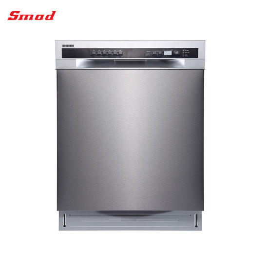 24inch Professional Stainless Steel Built-in Dishwasher