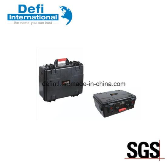 Black Hard Safety Waterproof Equipment Case