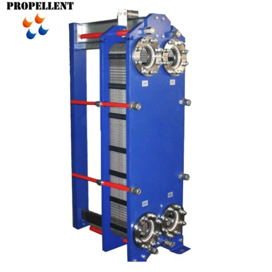 Wide Gap Heat Exchanger for Sugar Industry Juice Production Pulp Paper Waste Water Treatment Plants pictures & photos